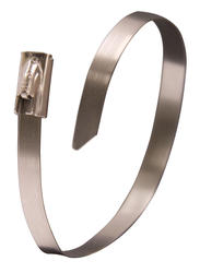 """6"""" Stainless Steel Cable Tie (10/Bag)"""