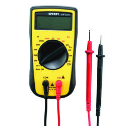 4-Function Digital Multimeter