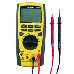 True RMS 10-Function Digital Multimeter