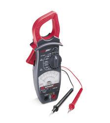 4-Function/ 8-Range Manual Ranging Clamp Meter