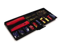 Terminal and Stripper/Crimping Tool Kit