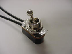 On-Off Short Ball Handle Toggle Switch (1/Box)