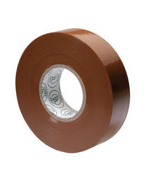 """3/4"""" Brown Electrical Tape, 66 Foot Length"""