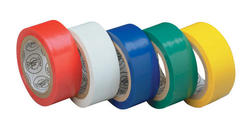 12' Assorted Color Electrical Tape (5 Pack)