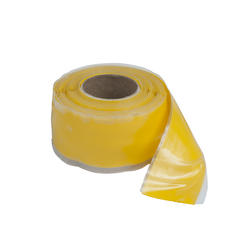 "1"" x 10' Yellow Silicone Self-Sealing Tape"