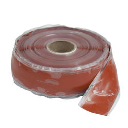 "1"" x 36' Red Silicone Self-Sealing Tape"