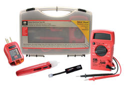 5-Piece Household Tester Kit