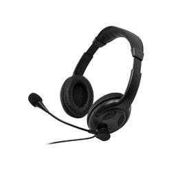 Universal Multimedia Headset with Microphone