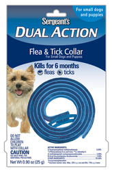 Sergeant's® Dual Action Flea and Tick Puppy Collar