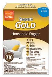 Sergeant's Gold® Flea and Tick Fogger