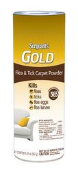 Sergeant's Gold® Flea and Tick Carpet Powder