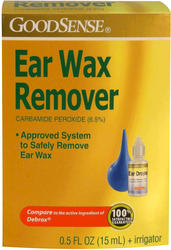 GoodSense® Ear Wax Remover Kit - 0.5 oz.