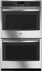 "GE® 30"" Electric Built-In Double 5.0 cu. ft. Convection Wall Ovens"