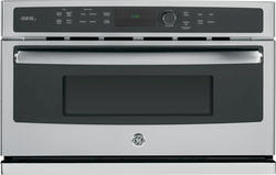 """GE® Profile 30"""" Electric Built-In Advantium 1.7 cu. ft. Combo Wall Oven - 120 V"""