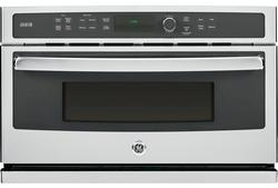 "GE® Profile 30"" Electric Built-In Advantium 1.7 cu. ft. Combo Wall Oven - 240 V"