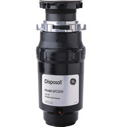 GE Disposal® 1/2 HP Garbage Disposer