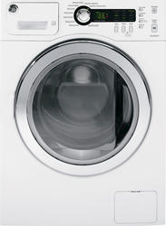 GE® 2.2 cu. ft. DOE White ENERGY STAR Front Load Washer