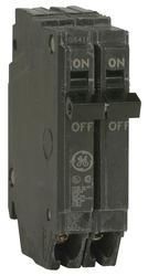 "GE 1/2"" 20-Amp 2-Pole 120/240 Volt Circuit Breaker"