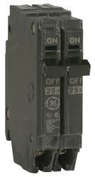 "GE 1/2"" 50-Amp 2-Pole 120/240 Volt Circuit Breaker"