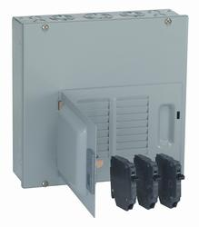 GE PowerMark Gold 125-Amp 8-Space 16-Circuit Indoor Main Lug Load Center