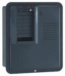 GE PowerMark Gold 125-Amp 4-Space 8-Circuit Outdoor Main Lug Load Center