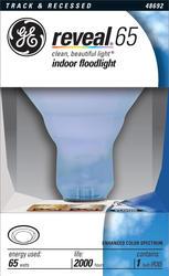 GE 65 Watt Reveal® Indoor R30 Flood Light Bulb