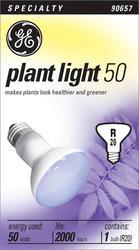 GE 50 Watt Gro Reflector R20 Light Bulb