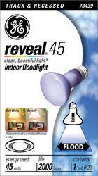 GE 45 Watt Reveal® R20 Light Bulb