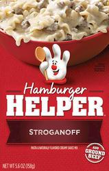 Betty Crocker Hamburger Helper Classic Stroganoff - 5.6 oz