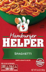 Betty Crocker Hamburger Helper Italian Spaghetti - 6.6 oz