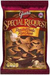 Gardetto's Special Request Roasted Garlic Rye Chips - 8 oz