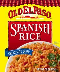Old El Paso Spanish Rice - 7.6 oz