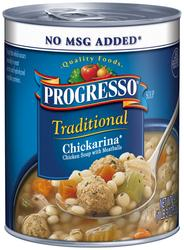 Progresso Traditional Chickarina Soup - 19 oz