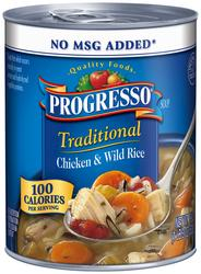 Progresso Traditional Chicken & Wild Rice Soup - 19 oz