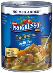 Progresso Traditional Split Pea Soup with Ham - 19 oz