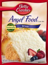 Betty Crocker White Angel Food Cake - 16 oz
