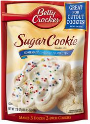 Betty Crocker Sugar Cookie Mix - 17.5 oz