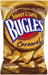 Bugles Sweet & Salty Caramel Snacks - 6 oz
