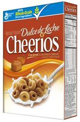 Cheerios Dulce de Leche Caramel-Flavored Cereal - 12 oz