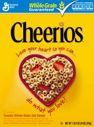 Cheerios Cereal - 18 oz