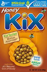 Kix Cereal - 12 oz