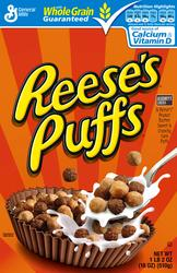 Reese's Peanut Butter Puffs Cereal - 18 oz