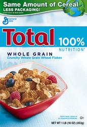 Total Whole Grain Cereal - 16 oz