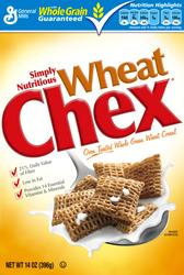 Wheat Chex Cereal - 14 oz
