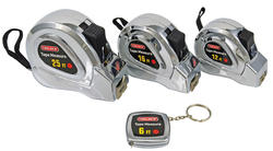 4-Piece Tape Measure Set