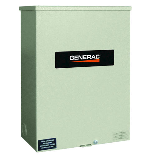 Generac® 100-Amp Service Rated Automatic Transfer Switch at Menards®