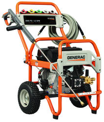 Generac® 4,200 PSI 4.0 GPM Commercial Power Washer