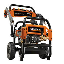 Generac® 3,100 PSI 2.8 GPM Commercial Power Washer