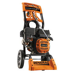 Generac® 2,500 PSI 2.3 GPM Residential Power Washer