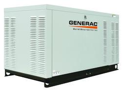 Generac® 22,000 Watt (LP) / 22,000 Watt (NG) Standby Generator